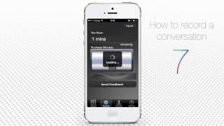How To Record A Conversation On Iphone