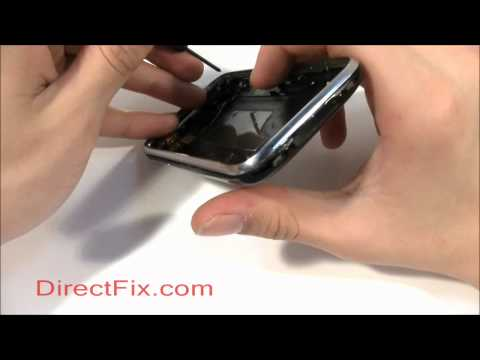 How To: iPhone 3GS Rear Housing, Back Case Replacement