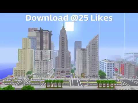 Minecraft (PS3/PS4) Modded GTA Server Download!