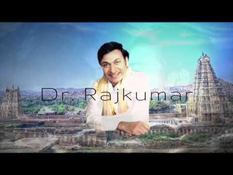 Dr. Raj Kumar. The legend of Indian cinema.