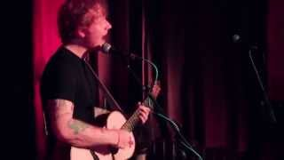 Ed Sheeran Dontloyalno Diggitythe Next Episodenina Live At The Ruby Sessions