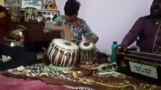 Pravinbhai Akotiya&jalu Tabla