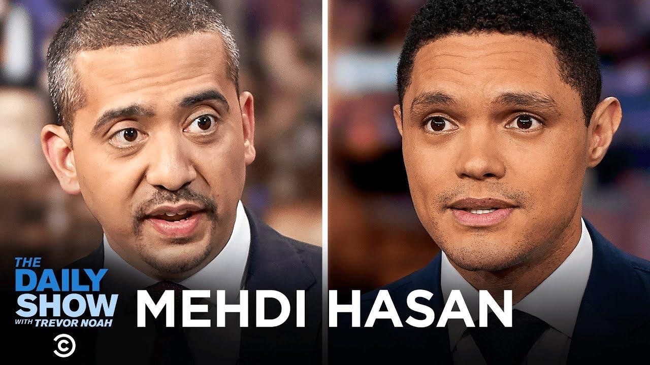 Mehdi Hasan - Assessing the Last Democratic Presidential Debate of 2019   The Daily Show