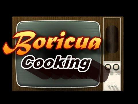 Receta de Beefsteak (Bistec) rebosado de Puerto Rico