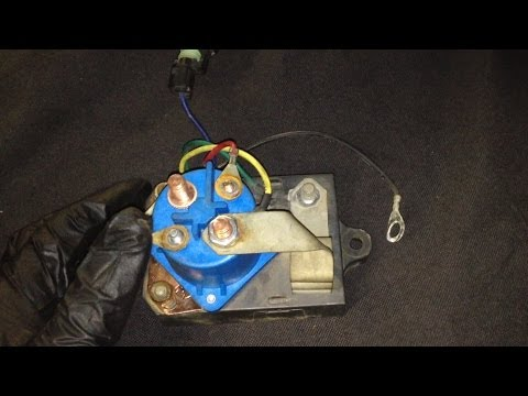 Ford 7.3L IDI Glow Plug Relay Testing Procedure
