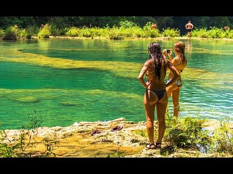 Semuc champey trip   El Portal and Hostal Oasis The Traveler