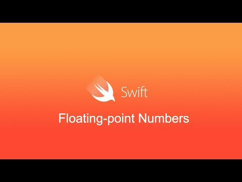 Swift Tutorial: Floating-point Numbers
