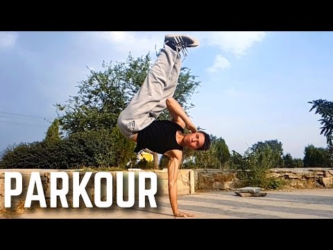 Parkour on Afghanistan's War Ruins