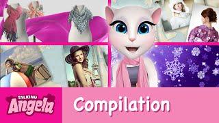 Talking Angela - My Fashion Compilation