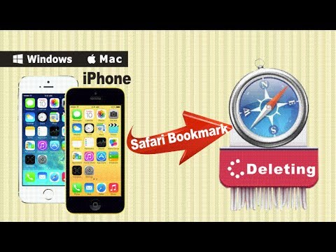 [Bookmark Eraser]: How to Erase Deleted Safari BookMark from iPhone 6/5/5S/5C Without Restore?