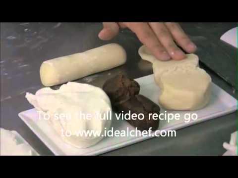 How To Make Marzipan Rose