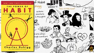THE POWER OF HABIT BY CHARLES DUHIGG | ANIMATED BOOK SUMMARY