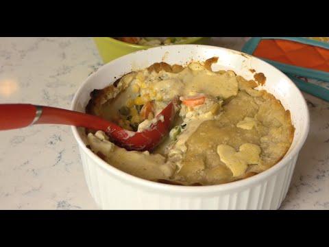 Quick & Easy Gluten Free Chicken Pot Pie