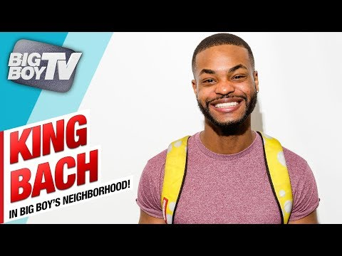 King Bach on The Fall of Vine, His movie
