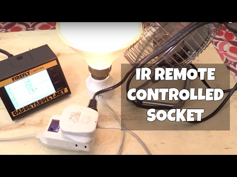 Cheapest remote controlled power socket