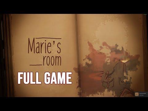 Marie's Room - Full Gameplay Walkthrough (1080p60 Max Settings)