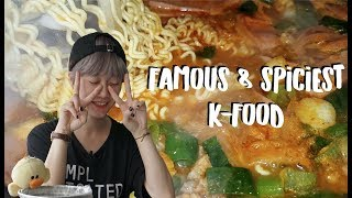 Download FAMOUS & SPICIEST K-FOOD #09 Video