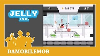 ★ JELLY INC by Gang of One (Jürgen Lang) (iOS and Android)