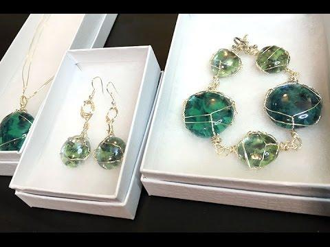 Turn Dollar Tree Glass Stones into Beautiful Jewelry