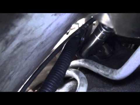 How to::: 2001 Jeep Laredo crank position sensor replacement
