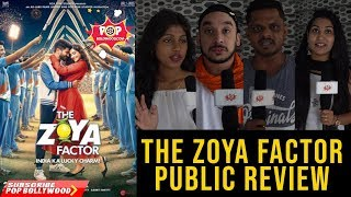 The Zoya Factor Movie | Public Review | Dulquer Salmaan | Sonam Kapoor