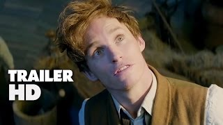 Fantastic Beasts and Where to Find Them - Official Final Trailer 2016 - J.K. Rowling Movie HD
