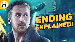 Blade Runner 2049 Ending EXPLAINED