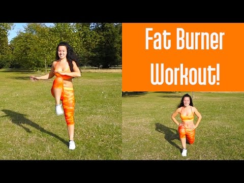 Fat Burner Workout! Melt the fat away in just 9 minutes!
