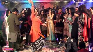 SUMBAL AZEEM PUNJABI MUJRA PERFORMANCE @ WEDDING DANCE PARTY