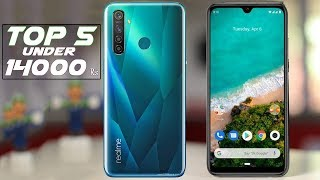 TOP 5 Best Smartphone Under 14000 Rs In 2019 India