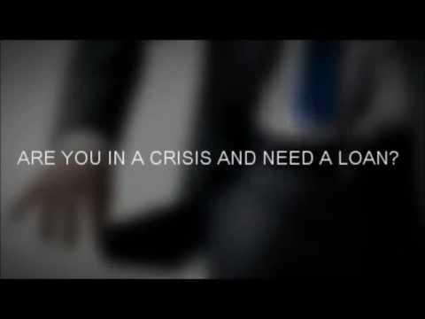 Crisis Loans