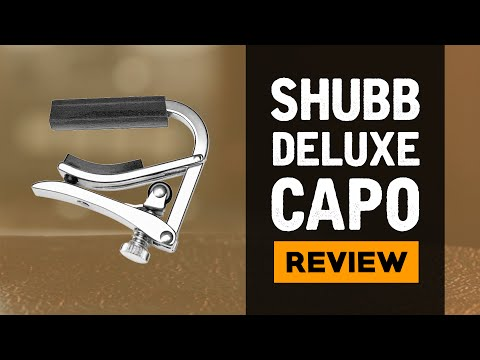 Why the Shubb Deluxe Capo is my #1 top pick!