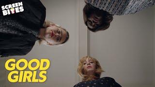 """That's a White Boy's Thumb"" | Good Girls (Season 2) | SceneScreen"