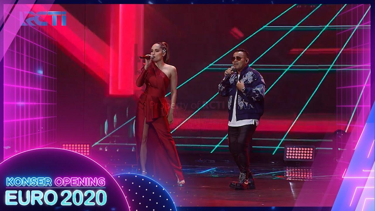 Download Cinta Laura Bersama Judika Tampil Memukau Di Opening Euro 2020  - Konser Opening EURO 2020 MP3 Gratis