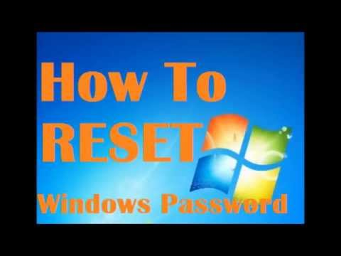 Forgot Windows Laptop Password Recovery