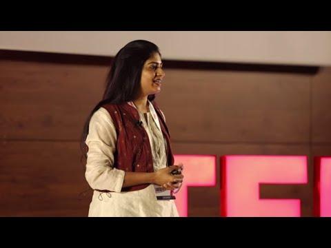 Limitless Journey    Anita Peter   TEDxSJCETPalai