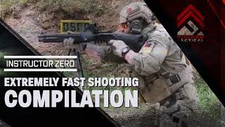 FAST SHOOTING COMPILATION | Instructor Zero | Tac Pills vol.1