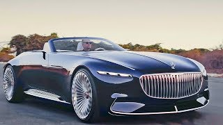 Mercedes-Maybach 6 Cabriolet – Extreme Luxury