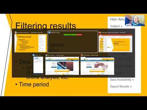 Make a Date with Data Webinar