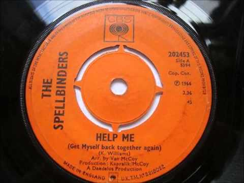 The Spellbinders ...Help me,get myself back together again. 1966