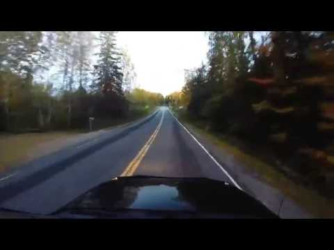 Virtual Drive - Highway 38 GoPro Marcell to Pughole Lake