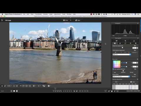 Canon Digital Photo Professional Video Tutorials - 5 Improve composition