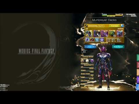 Mobius FF Guide to Attacker (Dark Highwind)