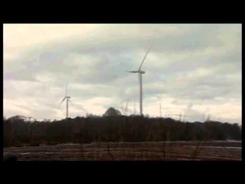 Ireland to build 'giant' wind turbines to power UK homes