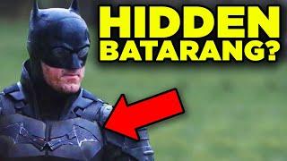 Batman New Batsuit SECRET WEAPONS?   BQ