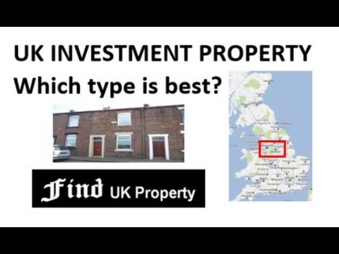 Which Type of UK Property is Best for Investors