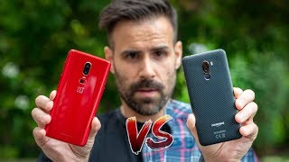 Phone vs. Phone!