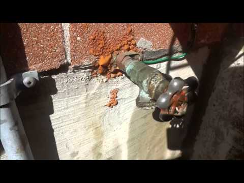 How To Fix A Leaky Hose Faucet Handle