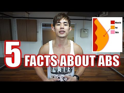 5 facts about Six-Pack Abs