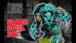 Creative :blood Bowl Bot